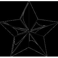 Звезда на елку 3