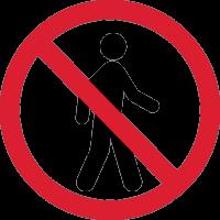 Проход Запрещен 1