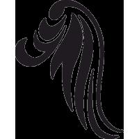 Татуировка Крылья 8