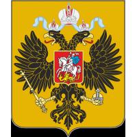 Герб Российской Империи 1882 года