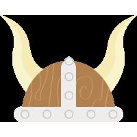 Рогатый шлем