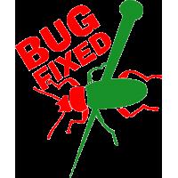 Bug fixed - Ошибка исправлена