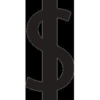 Знак Доллара
