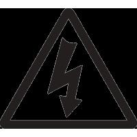 Молния в треугольнике