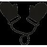 Варежки со шнурком