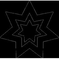 Звезда на елку 1