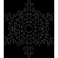 Снежинка 3