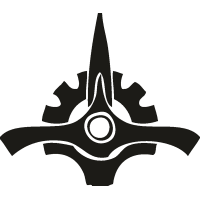 Символ Галактического Сената из фильма Звездные Войны