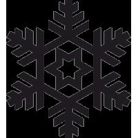 Снежинка 37