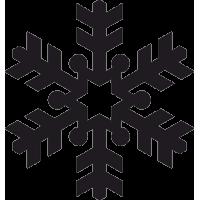 Снежинка 38