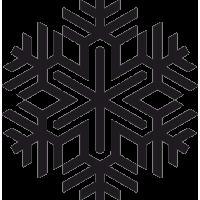 Снежинка 39