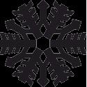 Снежинка 45