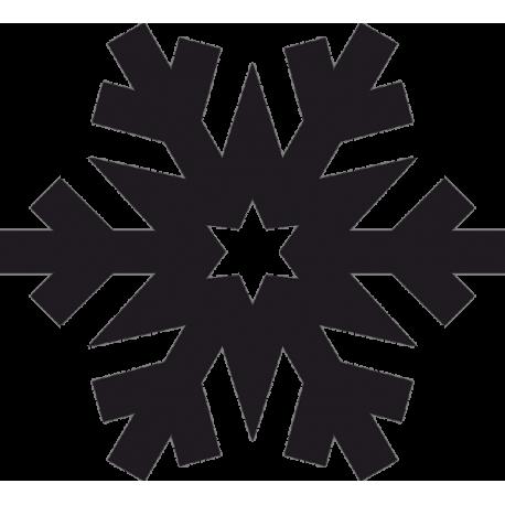 Снежинка 48