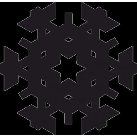 Снежинка 51