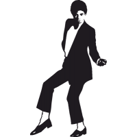 Танцующий Майкл Джексон 3
