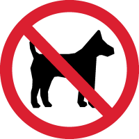 Вход с Собаками Запрещен 1
