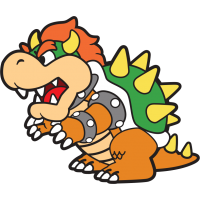 Динозавр из Марио