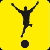 Начинающий водитель Футболист