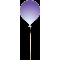 Воздушный шарик 11