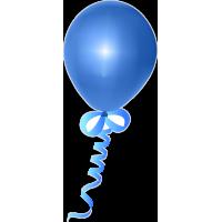 Воздушный шарик 31