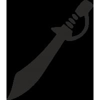 Пиратский меч