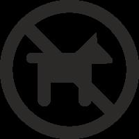 Знак с собаками не входить