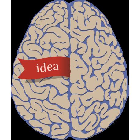 Мозог и идея