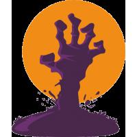 Фиолетовая рука