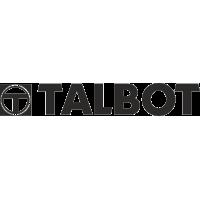 Логотип автомобиля Talbot - Тальбо