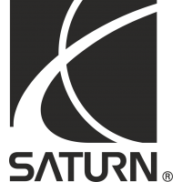 Логотип автомобиля Saturn - Сатурн