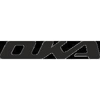Логотип автомобиля Oka - Ока