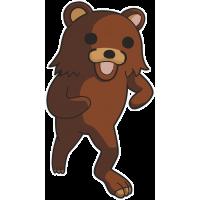 Pedobear - интернет-облик медведя-педобира