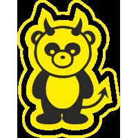 Devil Panda - Панда дьявол