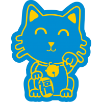 Lucky cat - Счастливый кот