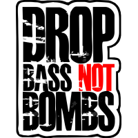 Drop bass not bombs