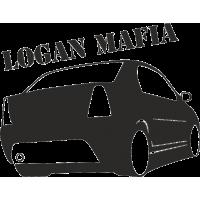 Renault Logan Mafia - Мафия Рено Логан