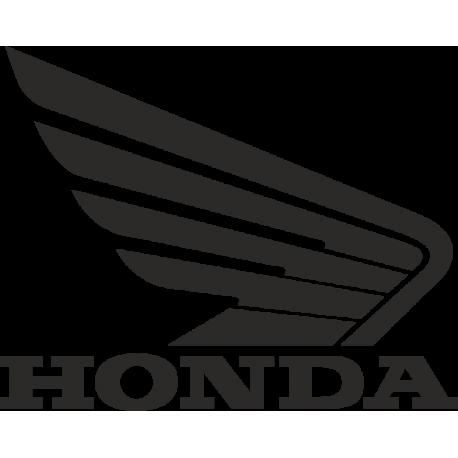 Honda - Хонда мото логотип правый