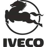Логотип автомобиля Iveco - Ивэко