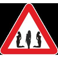 Знак Ш - Шипы с девушками