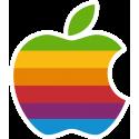 Винтажный логотип Apple
