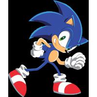Ёжик Соник (Sonic The Hedgehog)