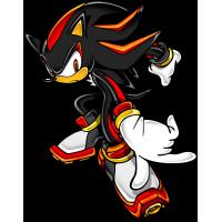 Ёжик Тень (Shadow The Hedgehog)