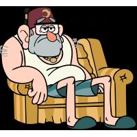«Дядя Стэн» Стэнли Пайнс: Мда