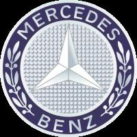 Mercedes Benz - Мерседес Бенц старая эмблема