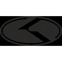 Киа К логотип - KIA K logo
