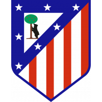 Логотип Club Atlético de Madrid - Атлетико