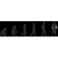 Эволюция от обезьяны до Баскетболиста 1