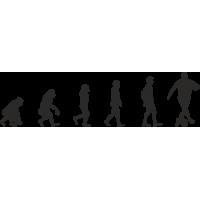 Эволюция от обезьяны до Футболиста 4