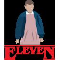 Одиннадцать из Странных Дел (Eleven from Stranger Things)