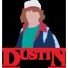 Дастин из Странных Дел (Dustin from Stranger Things)
